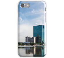 Toledo Ohio City Skyline iPhone Case/Skin