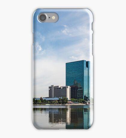 Toledo Ohio City Skyline iPhone Case/Skin