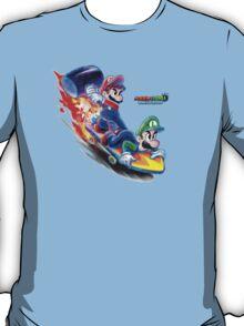 Mario and Luigi: Dream Team Jet-Board Bash T-Shirt