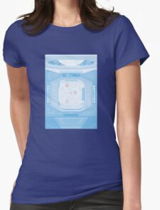 Alien (1979) Poster - Airlock Womens Fitted T-Shirt