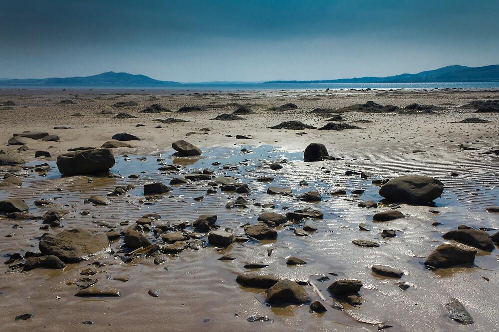 Buncrana Beach, Co Donegal by Sparrowhawk82