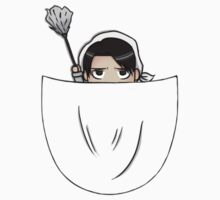 Pocket Heichou by tofusushi