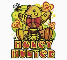 HONEY_HUNTER by auraclover