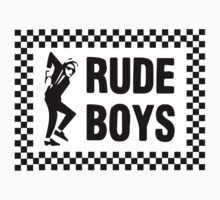 Ska - Rude Boys by Bellwood72