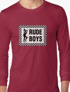 Ska - Rude Boys Long Sleeve T-Shirt