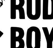 Ska - Rude Boys Sticker