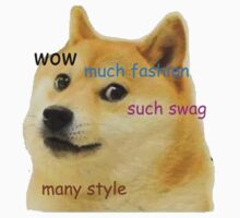 Doge T-Shirt by AlexEtim