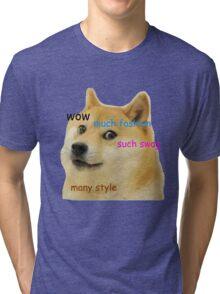 Doge T-Shirt Tri-blend T-Shirt