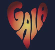 Gaia Heart 6 Kids Tee