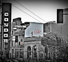 Bansky - San Francisco  by leedgreen