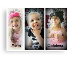 Christmas 2013 Canvas Print