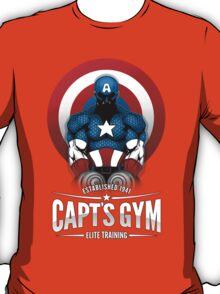 Capt's Gym T-Shirt