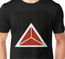 Simplistic Tri-Tee Unisex T-Shirt