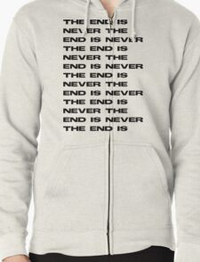 The Stanley Parable T-Shirt Zipped Hoodie