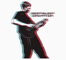Deep Sleep Operator Guitarist by TheElectricLair