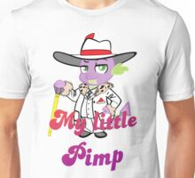 Spike the pimp Unisex T-Shirt
