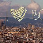 I love BCN by AnnaGo