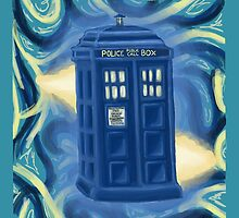 Tardis version 2 by awesomegerog
