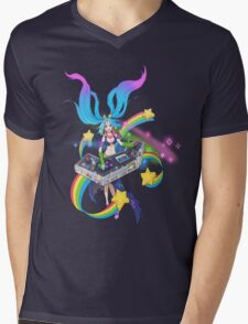 Arcade Sona Mens V-Neck T-Shirt