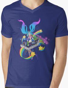 Arcade Sona Mens V-Neck T-Shirt