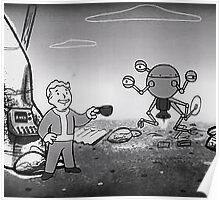 Fallout Intelligence Poster