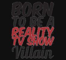 Reality Show Villain One Piece - Short Sleeve