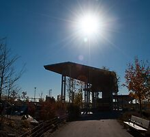 Corktown Common Pavilion by Gary Chapple