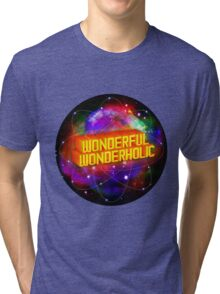Wonderful Wonderholic Tri-blend T-Shirt