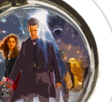 TIME of the Doctor Sticker