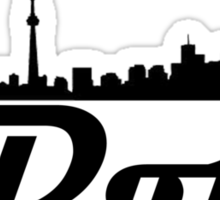 tDot. Apparel Sticker