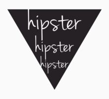 Hipster Triangle by Style-O-Mat