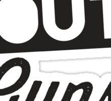 Suns Out Guns Out Sticker