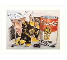 Gregory Campbell Art Print