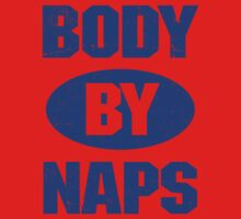Body by naps One Piece - Long Sleeve