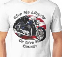 Triumph Thunderbird Give Me Liberty Unisex T-Shirt