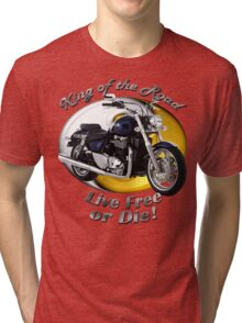 Triumph Thunderbird King Of The Road Tri-blend T-Shirt