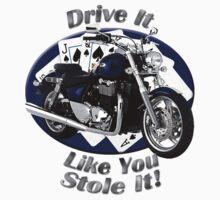 Triumph Thunderbird Drive It Like You Stole It by hotcarshirts