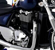 Triumph Thunderbird Drive It Like You Stole It Sticker