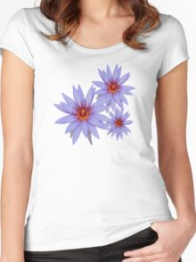 Lily Dance Women's Fitted Scoop T-Shirt