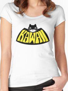 Kawaiiman Women's Fitted Scoop T-Shirt