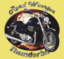 Triumph Thunderbird Road Warrior One Piece - Short Sleeve