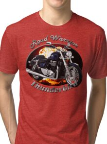 Triumph Thunderbird Road Warrior Tri-blend T-Shirt