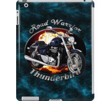 Triumph Thunderbird Road Warrior iPad Case/Skin