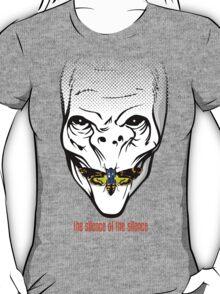 The silence of the Silence T-Shirt