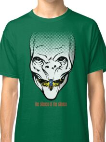 The silence of the Silence Classic T-Shirt