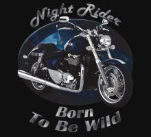 Triumph Thunderbird Night Rider Kids Tee