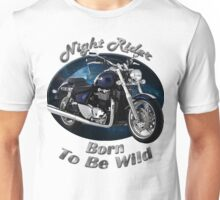 Triumph Thunderbird Night Rider Unisex T-Shirt