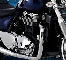 Triumph Thunderbird Night Rider Sticker