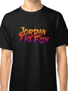 JordanTheFox Classic T-Shirt