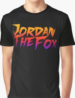 JordanTheFox Graphic T-Shirt